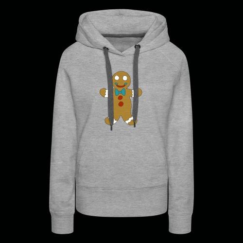 Gingerbread Man - Women's Premium Hoodie