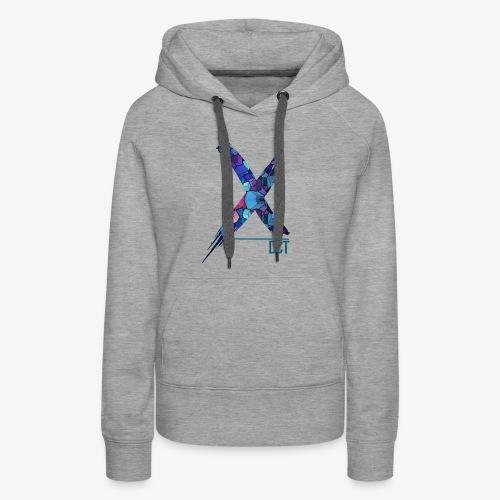 Official DCT X Design - Women's Premium Hoodie