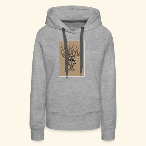 The Tree Girl - Women's Premium Hoodie