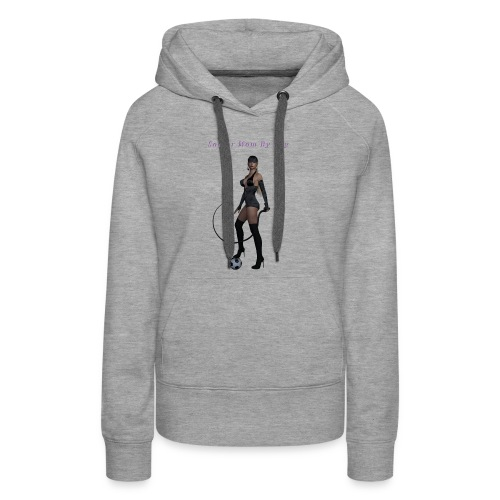 Soccer Mom by day - Women's Premium Hoodie