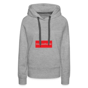 Venous Gorilla - Women's Premium Hoodie