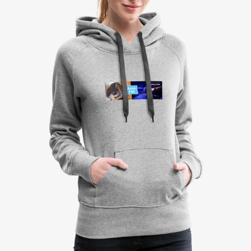 ahafmfbcover - Women's Premium Hoodie