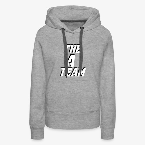 THE A TEAM - Women's Premium Hoodie