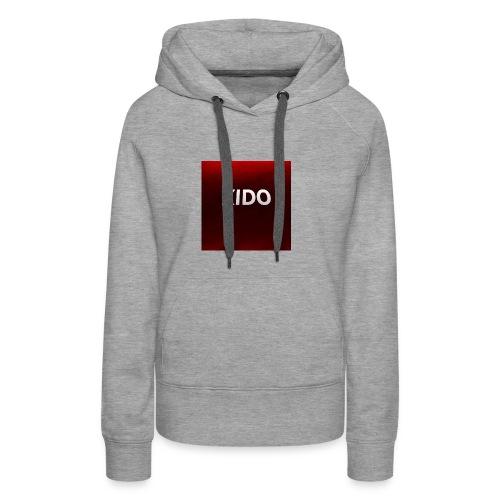 KidoShirts - Women's Premium Hoodie