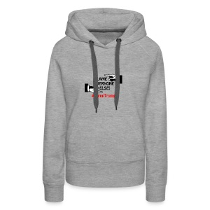 Blame Everyone Else - Women's Premium Hoodie