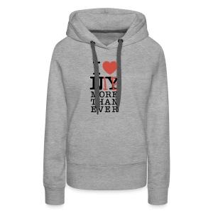 I love Me - Women's Premium Hoodie