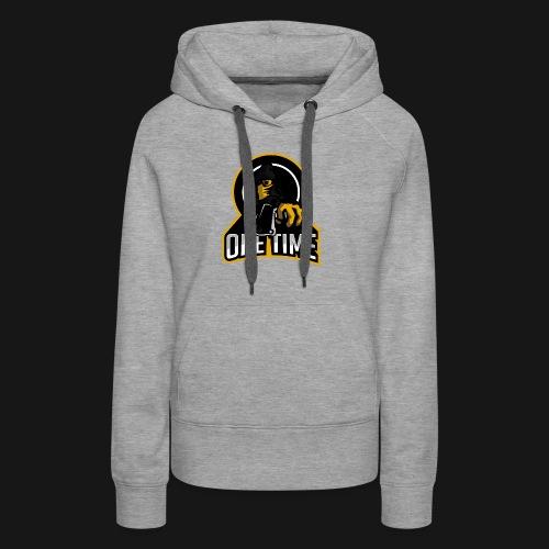 OneTime Gaming Logo - Women's Premium Hoodie