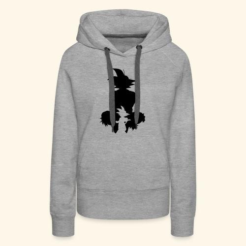 gokuShirt - Women's Premium Hoodie