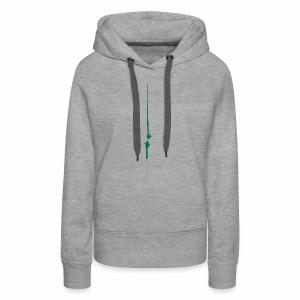 Rope Green - Women's Premium Hoodie