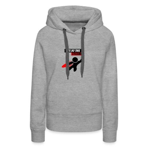 STICKMAN T-SHIRTS - Women's Premium Hoodie