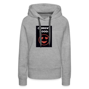 Love current mood by @lovesaccessories - Women's Premium Hoodie