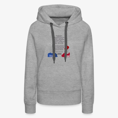 Character Who Is Not Played By A Person Meme - Women's Premium Hoodie