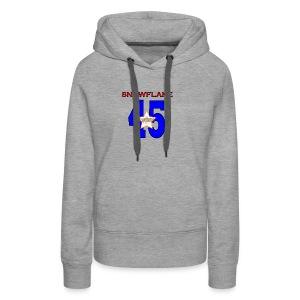 president SNOWFLAKE 45 - Women's Premium Hoodie