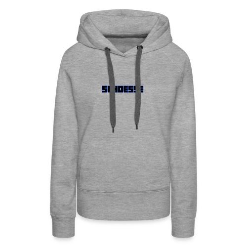Channel_Name_edited_1 - Women's Premium Hoodie