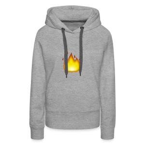 fire 2 - Women's Premium Hoodie