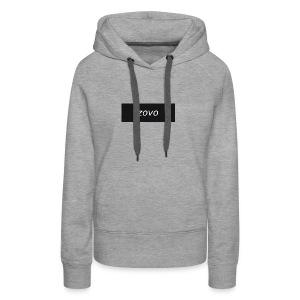 zavo hoodie - Women's Premium Hoodie
