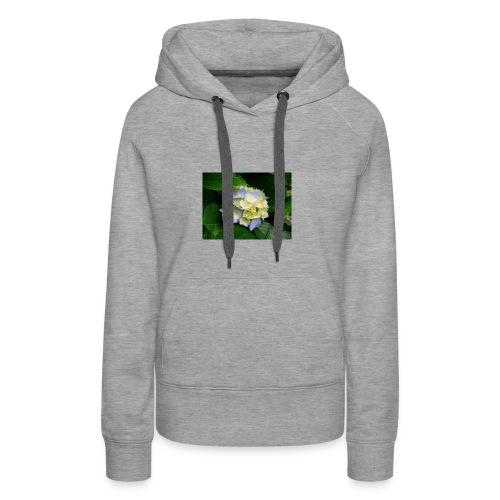 its a flower shirt - Women's Premium Hoodie