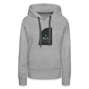 Be There. Live There. - Women's Premium Hoodie