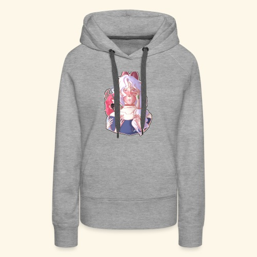 You and me, nightmare forever - Women's Premium Hoodie