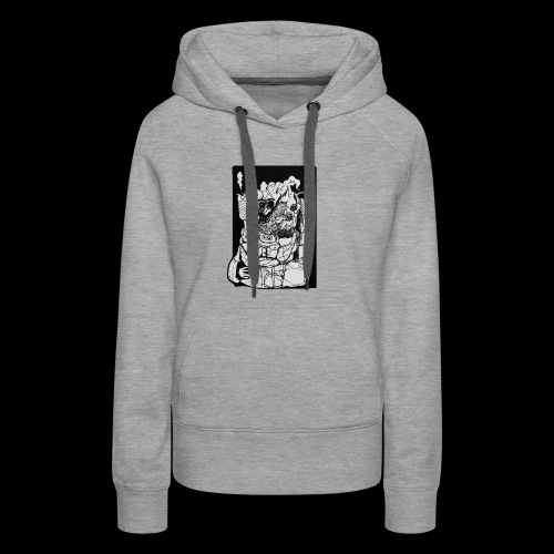 Wanted in Six Systems - Women's Premium Hoodie