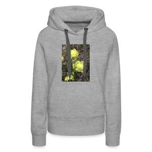 Rocky Mountain flowers - Women's Premium Hoodie