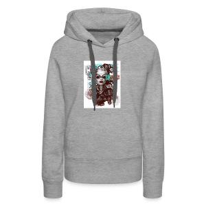 New Fashion T-shirts Women Paris - Women's Premium Hoodie