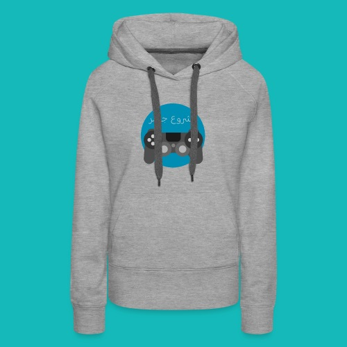 Mashrou3 Gamer Logo Products - Women's Premium Hoodie
