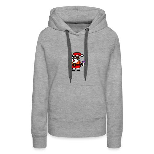 trap_santa - Women's Premium Hoodie