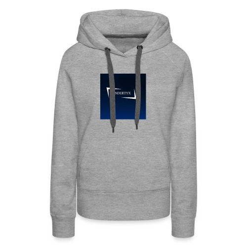 xAnderYTx logo - Women's Premium Hoodie