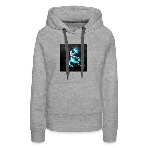 CrazyPlayz Official T-Shirt - Women's Premium Hoodie