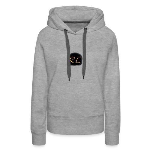 First ever logo - Women's Premium Hoodie
