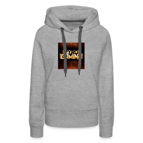PYRO shirts sweaters cases etc - Women's Premium Hoodie