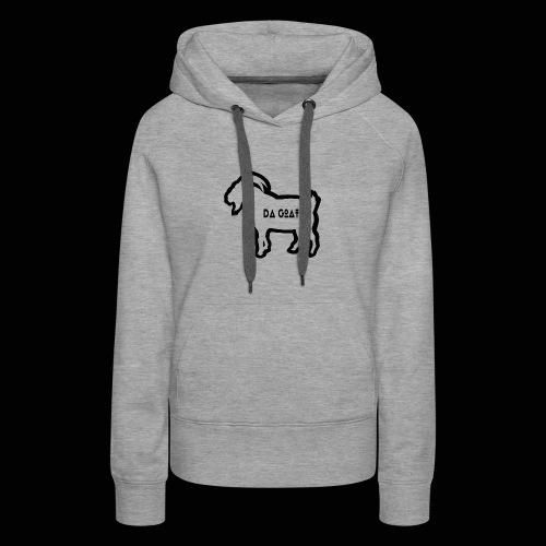 Tony Da Goat - Women's Premium Hoodie