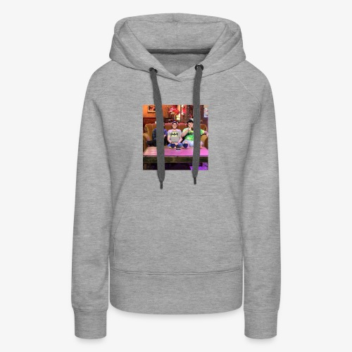 The Crew behind Plan of Attack Productions - Women's Premium Hoodie