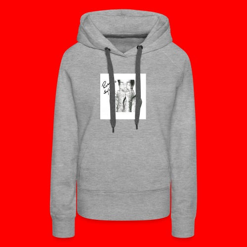 Ricky Hil SYLDD The Weeknd - Women's Premium Hoodie