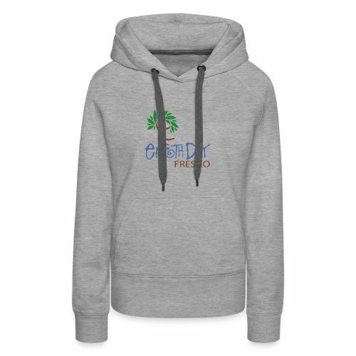 Earth day T Shirt Design - Women's Premium Hoodie
