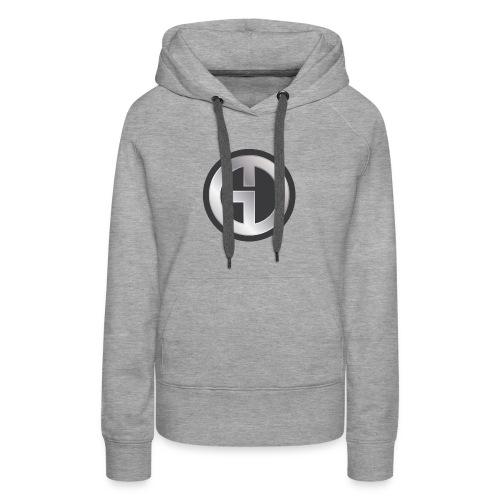 Gristwood Design Logo (No Text) For Dark Fabric - Women's Premium Hoodie
