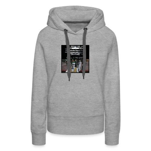 Suicide Squad Boyz crew t shirt with crew pic - Women's Premium Hoodie