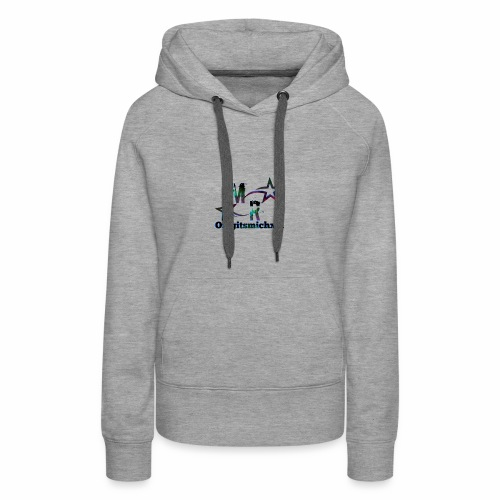 Omgitsmichxel Official Merch - Women's Premium Hoodie