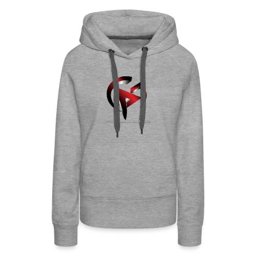 Ascendum Gaming Logo - Women's Premium Hoodie