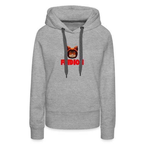 Fridion Button - Women's Premium Hoodie