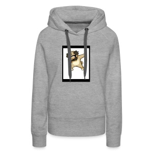 Dab Dog 2018 - Women's Premium Hoodie