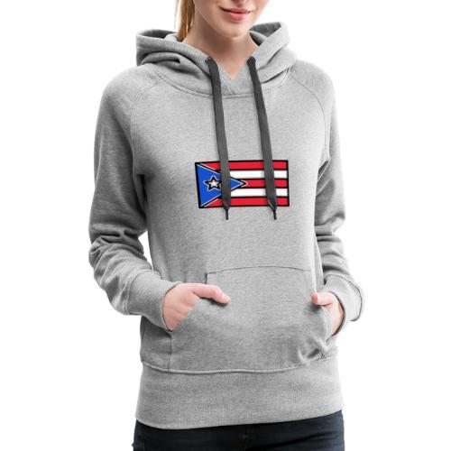 Puerto Rico - Women's Premium Hoodie