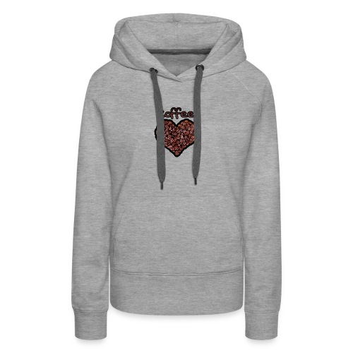 Coffee Lover - Women's Premium Hoodie