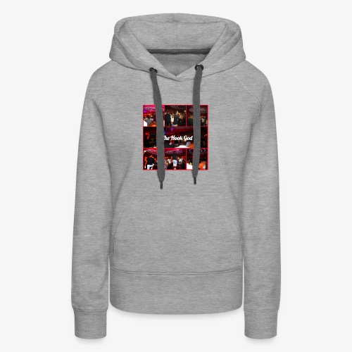 The Hook God - Women's Premium Hoodie