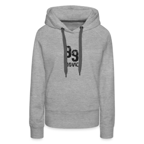 movic products - Women's Premium Hoodie