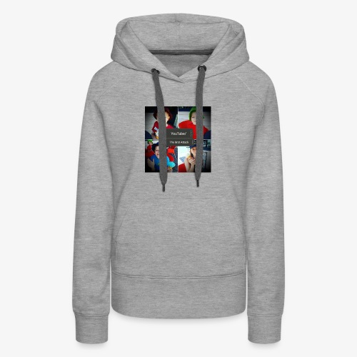 the brat attack 5 - Women's Premium Hoodie