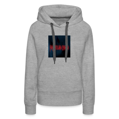 Particles chaos - Women's Premium Hoodie