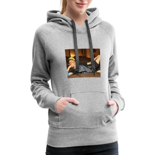 Samepicofcodeman - Women's Premium Hoodie