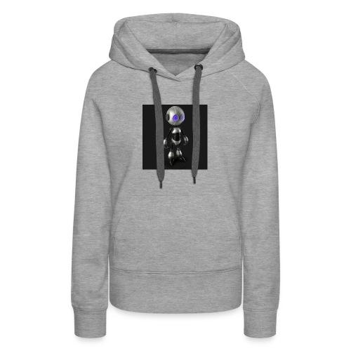 minibot - Women's Premium Hoodie